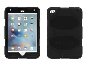 Griffin Survivor All-Terrain Case Black for iPad Mini 4