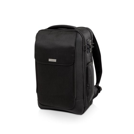 Kensington 98617 SecureTrek Lockable Laptop Backpack 15.6 in Black