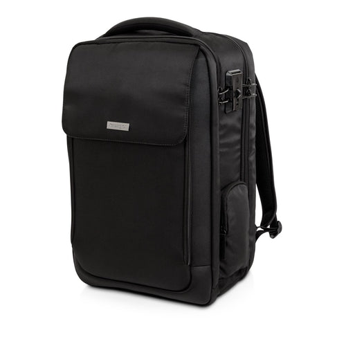Kensington 98618 SecureTrek Lockable Laptop Overnight Backpack 17