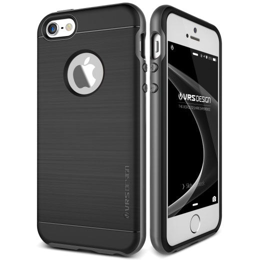 Vrs Design High Pro Shield Dark Grey for iPhone SE/5S/5