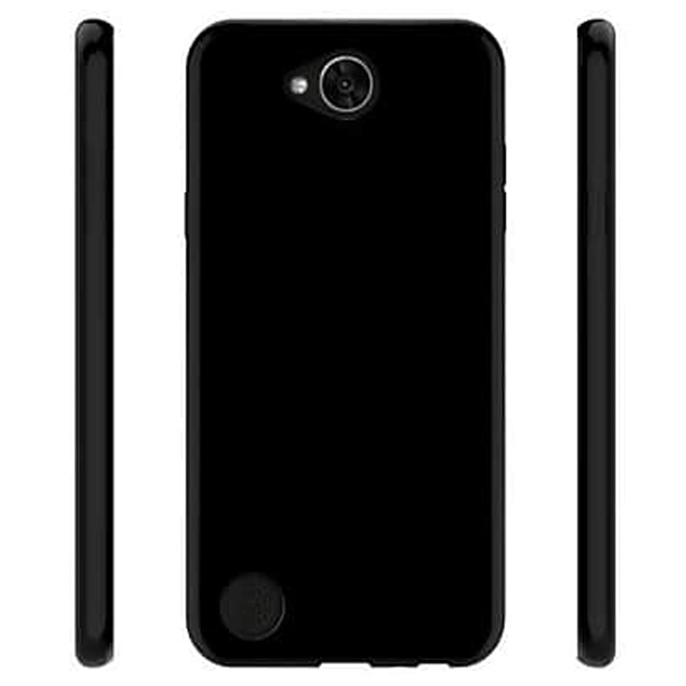 Blu Element Gel Skin Case Black for LG X Power 2