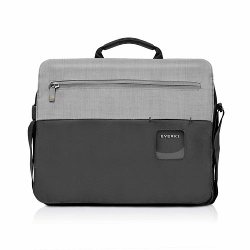 Everki ContemPRO Laptop Shoulder Bag 14.1inch/Mac 15 inch Black (BAGS and SLEEVES)