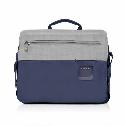 Everki ContemPRO Laptop Shoulder Bag 14.1 inch/Mac 15 inch Navy