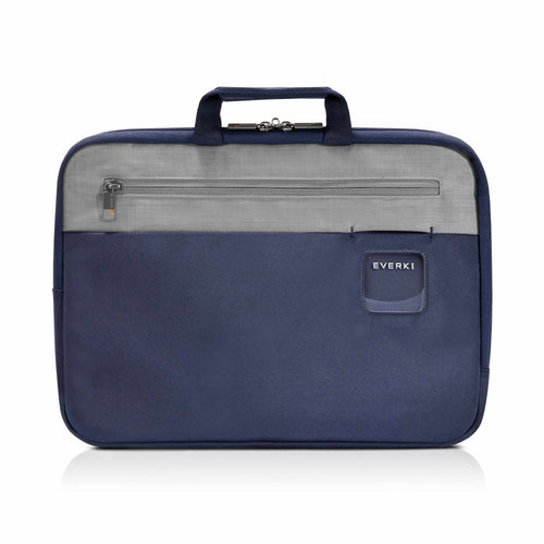 Everki ContemPRO Laptop Sleeve with Memory Foam 15.6 inch Navy