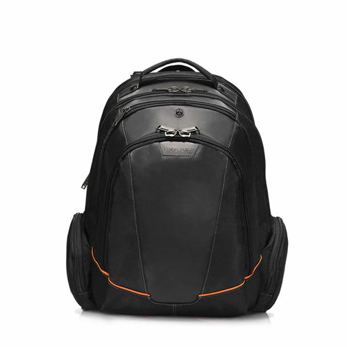 Everki Flight Checkpoint Friendly Laptop Backpack 16 inch Black (BAGS and SLEEVES)