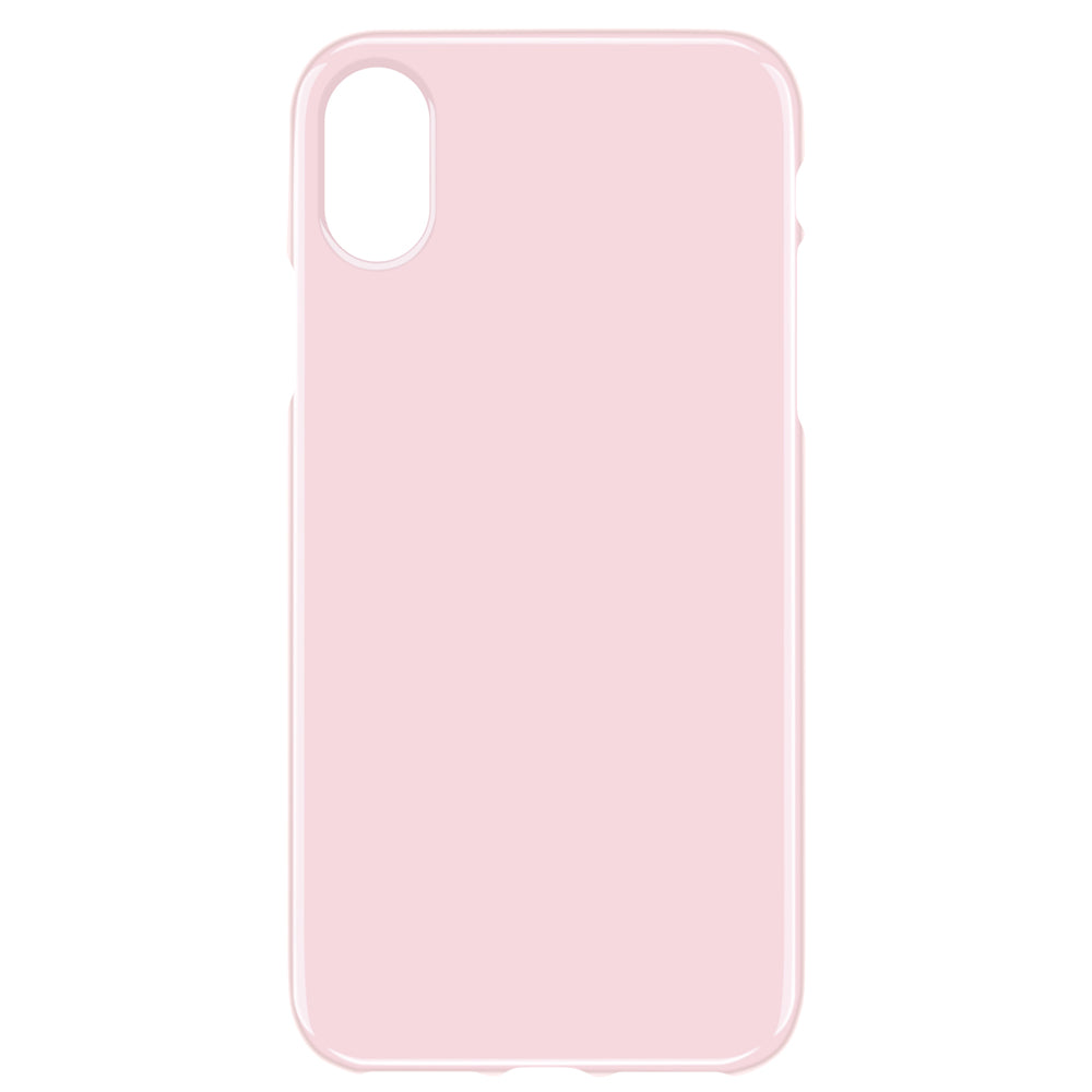 Blu Element Gel Skin Case Pink for iPhone XS/X