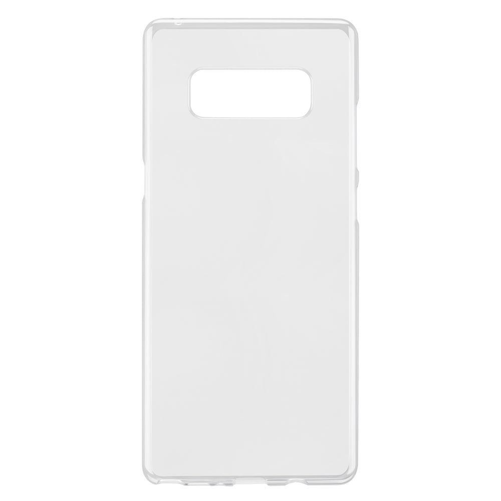 Blu Element Gel Skin Case Clear for Samsung Galaxy Note8