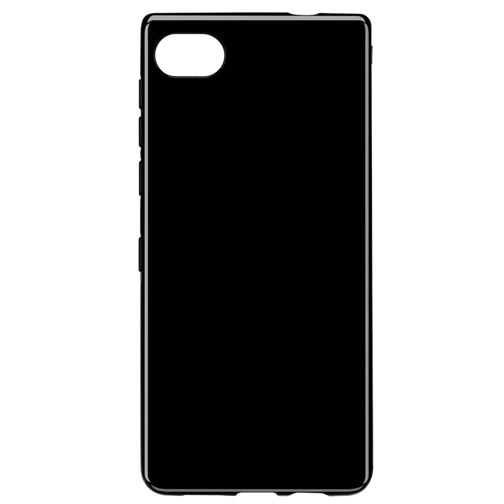 Blu Element Gel Skin Case Black for Blackberry Motion