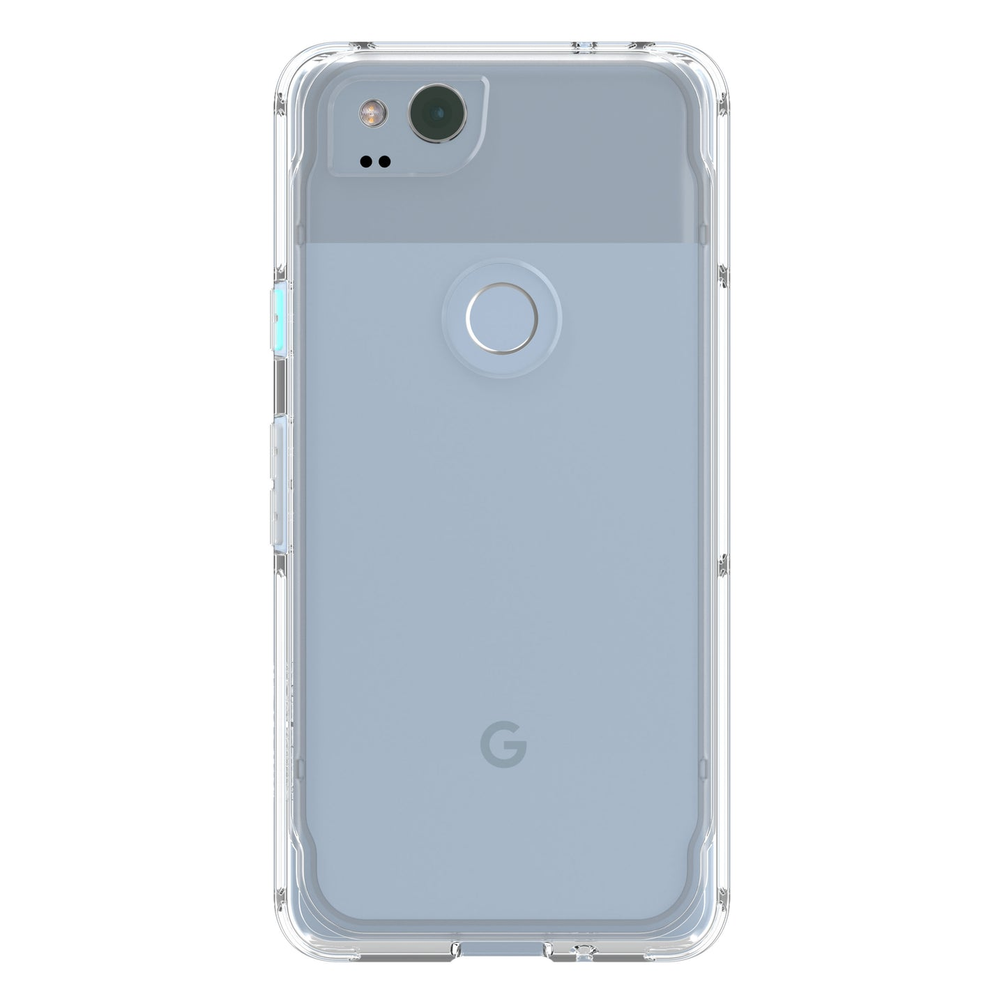 Griffin GB44049 Survivor Clear Google Pixel 2 Clear