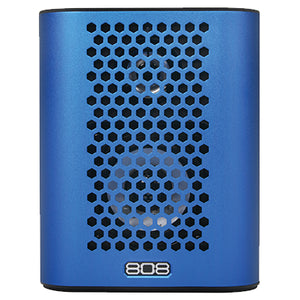 808 Audio HEXTLS Bluetooth Speaker Blue