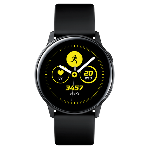 Samsung Galaxy Watch Active Black (Wearables)