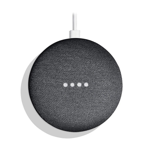 Google Home Mini Assistant Anthracite (Black)
