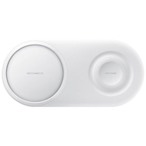Samsung Duo Pad Wireless Charger Qi White