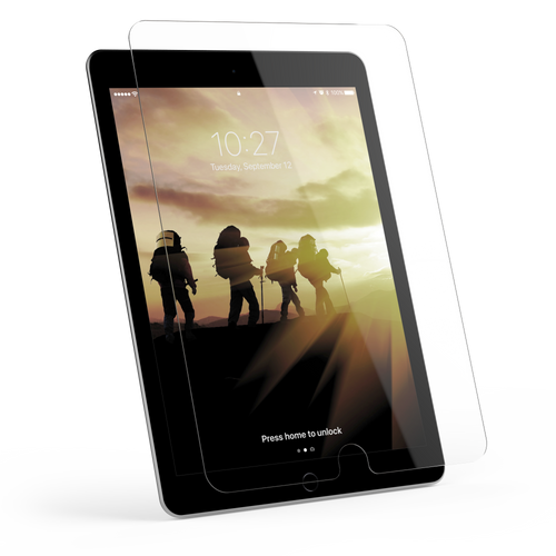 UAG Tempered Glass Screen Protector Clear for iPad 10.2 2019/Air 3 /Pro 10.5