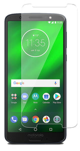 Blu Element Tempered Glass Screen Protector for Moto G6