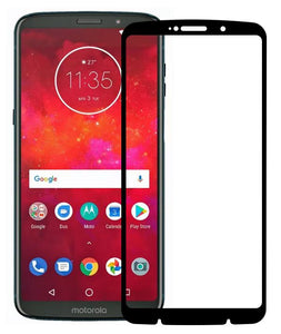 Blu Element Tempered Glass Screen Protector for Moto Z3 Play