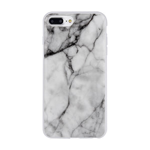 Blu Element MWMI7 Mist iPhone 8/7/6S/6 White Marble