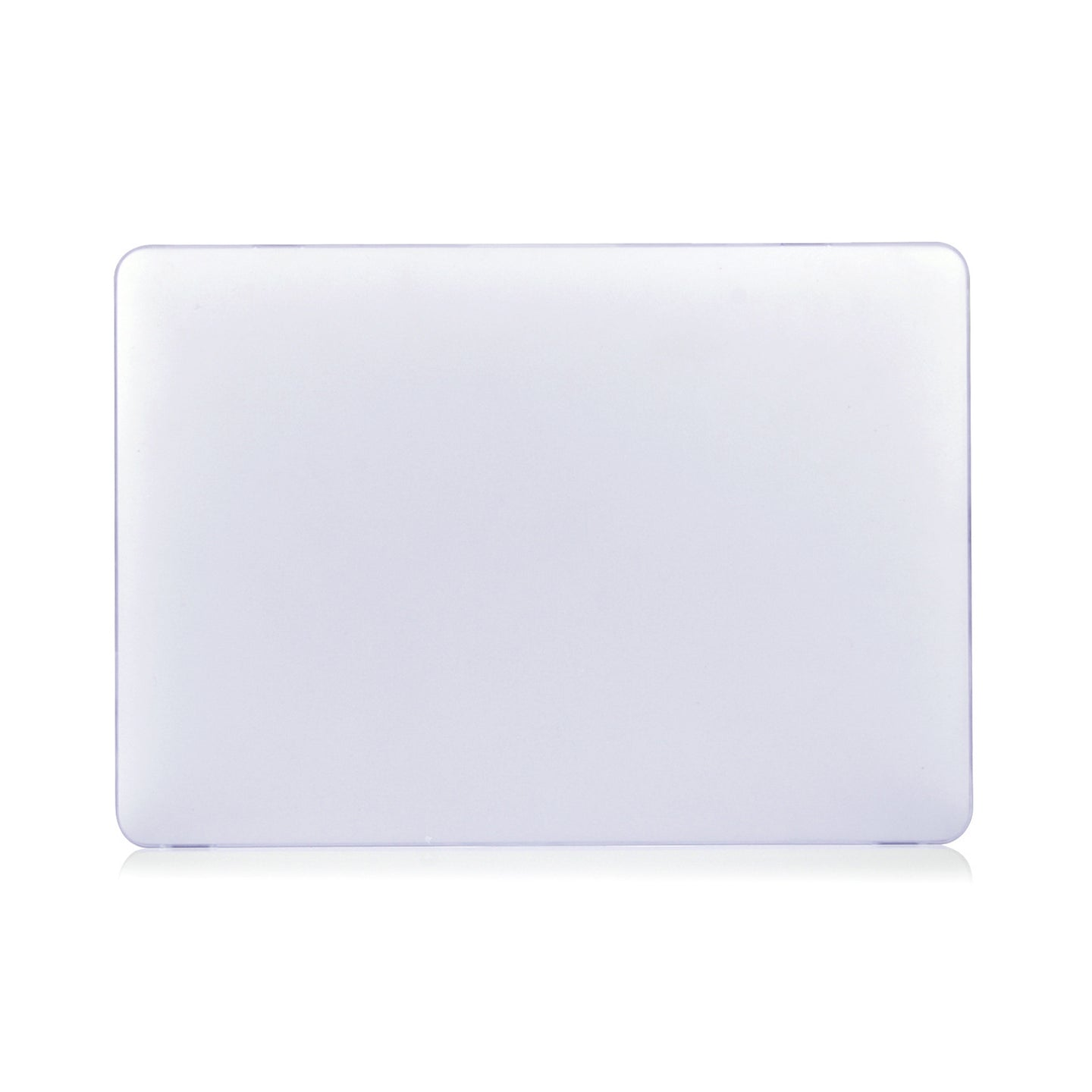 Blu Element Hardshell Soft Touch Case Clear for MacBook Pro 13 inch Retina