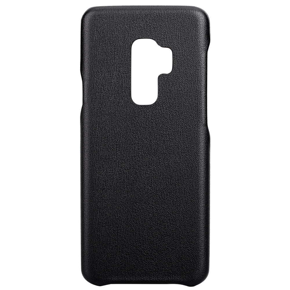Blu Element Velvet Touch Case Black for Samsung Galaxy S9