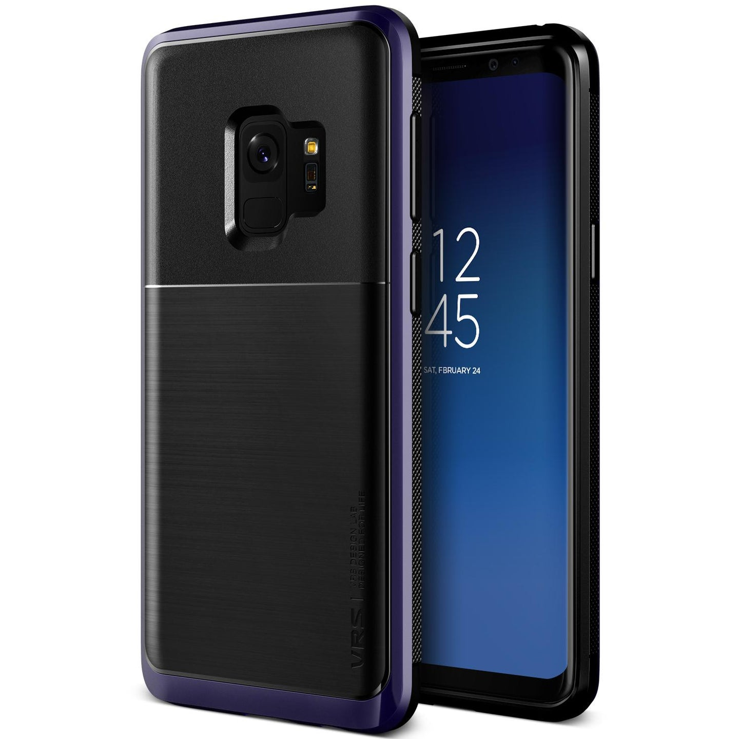 Vrs Design High Pro Shield Slim Case Ultra Violet for Galaxy S9