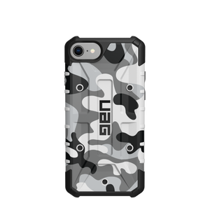 UAG Pathfinder Rugged Case Arctic Camo (White) for iPhone 8/7/6S/6