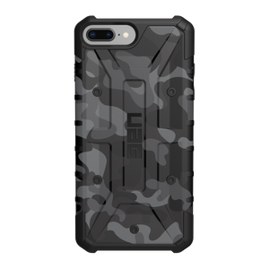 UAG Pathfinder Rugged Case Midnight Camo (Black) for iPhone 8 Plus / 7 Plus / 6S Plus / 6 Plus