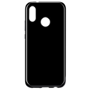 Blu Element Gel Skin Case Black for Huawei P20 Lite