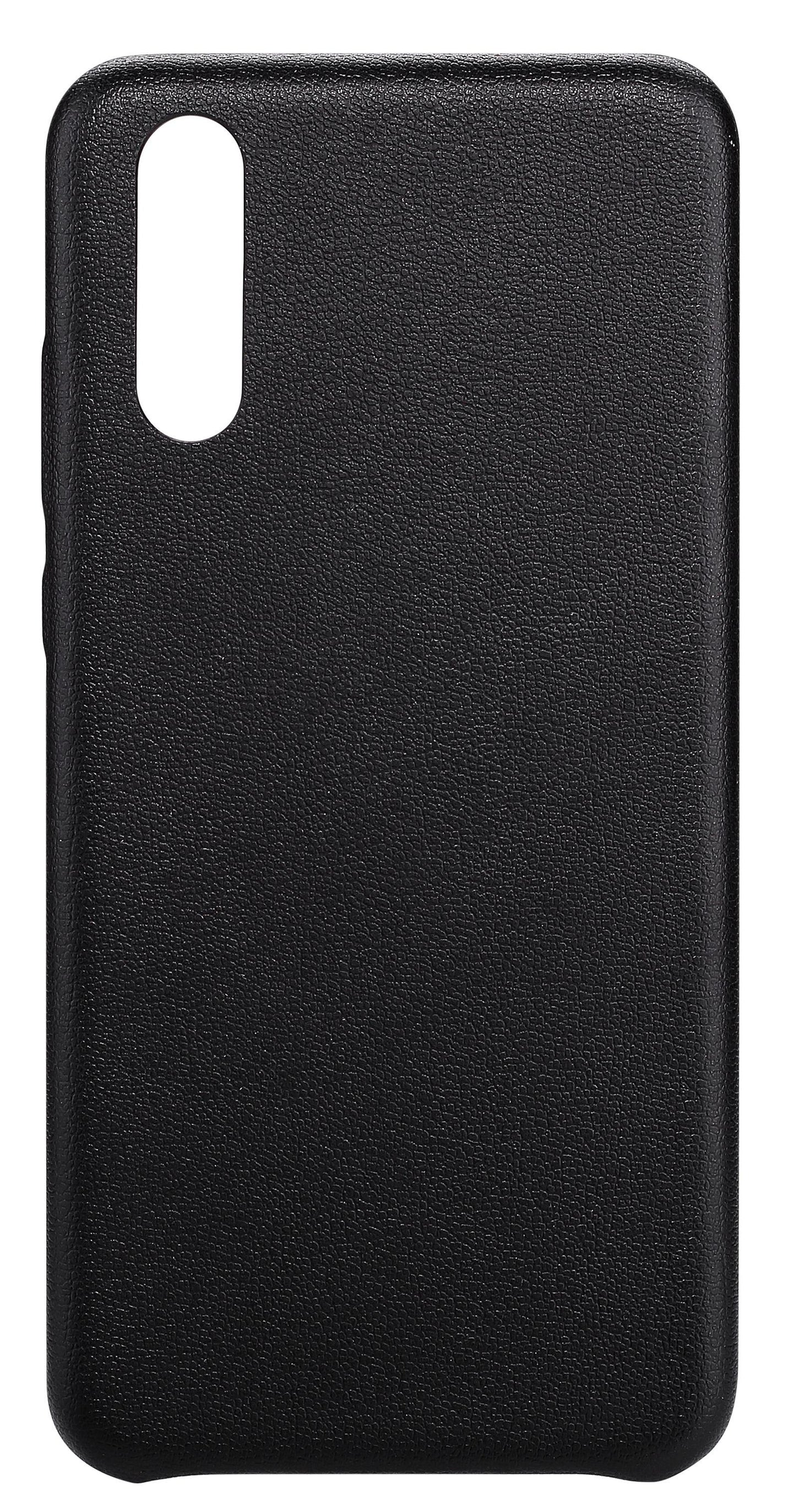 Blu Element Velvet Touch Case Black for Huawei P20
