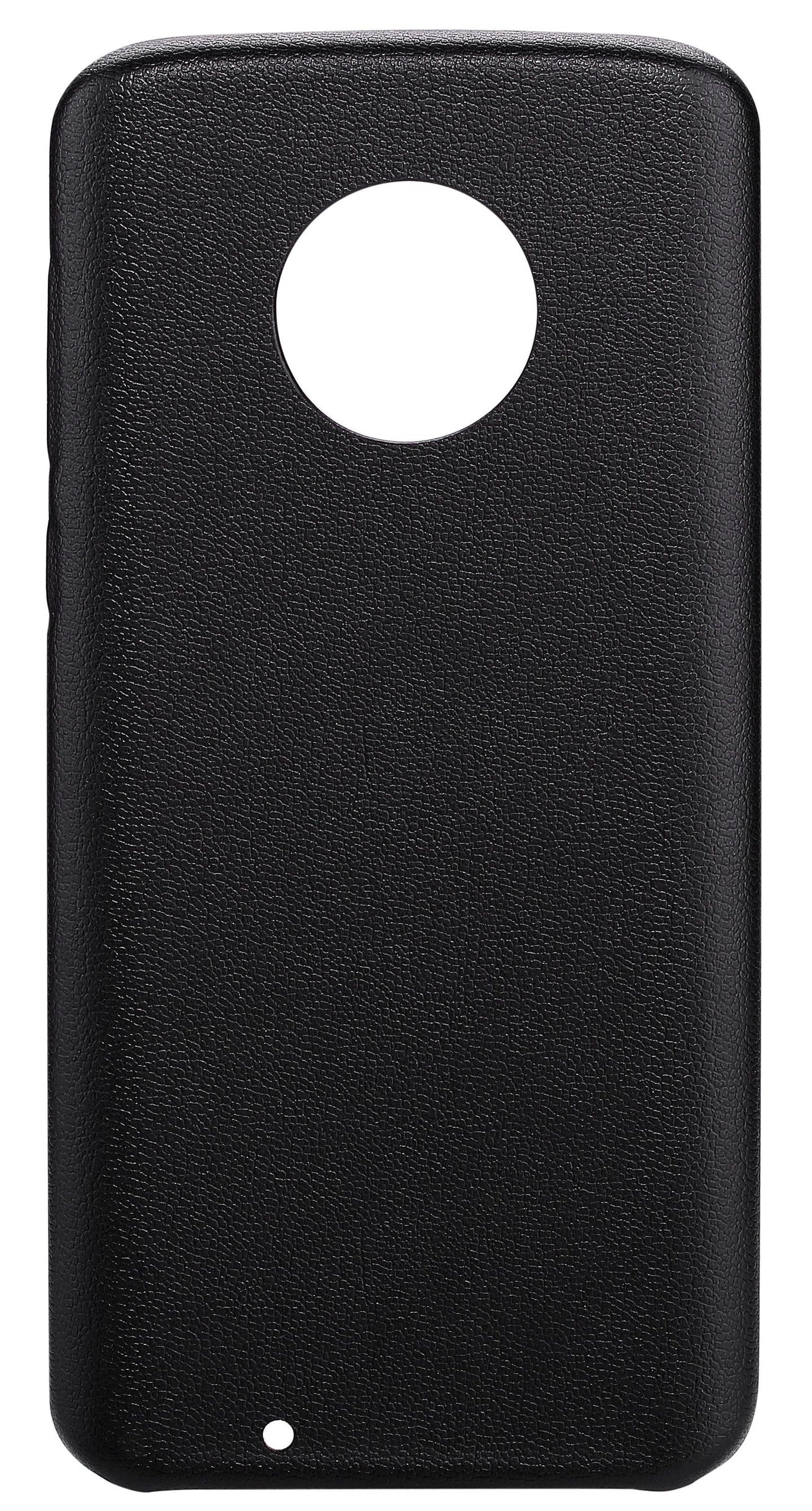 Blu Element Velvet Touch Case Black for Moto G6