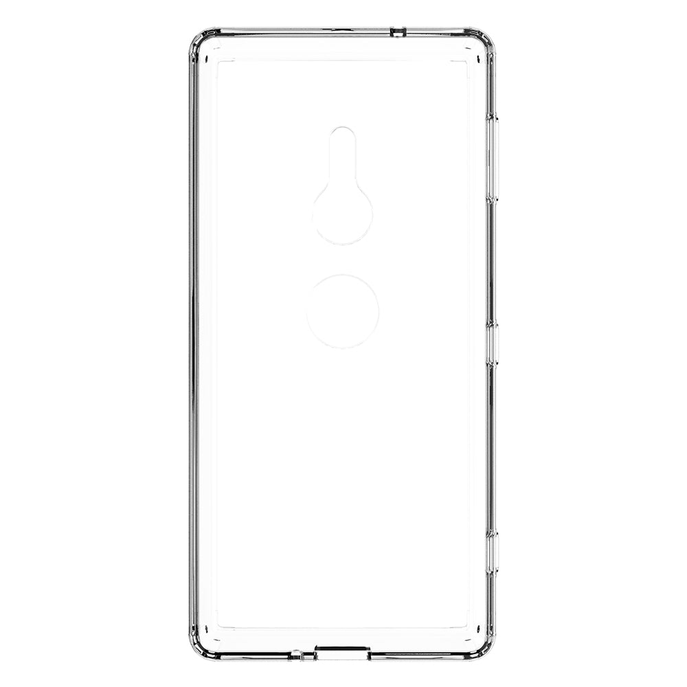 Blu Element Clear Shield Case Clear for Sony Xperia XZ2