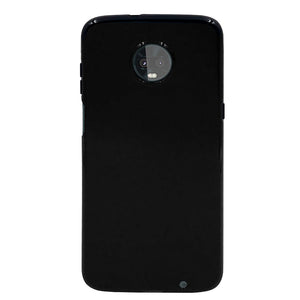 Blu Element Gel Skin Case Black for Moto Z3 Play