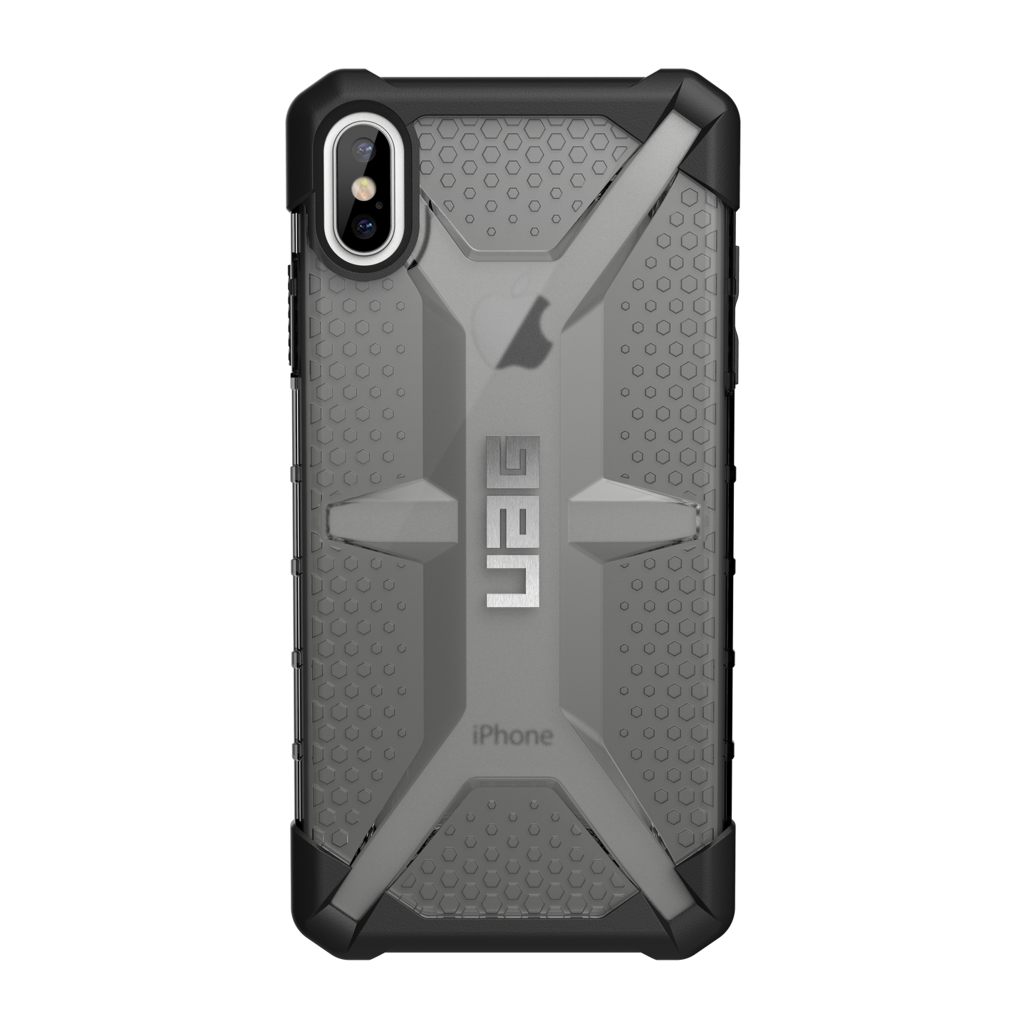 UAG Plasma Rugged Case Ash (Grey) for iPhone XS Max