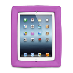 Big Grips Frame Case Purple Bulk for iPad 4/3/1