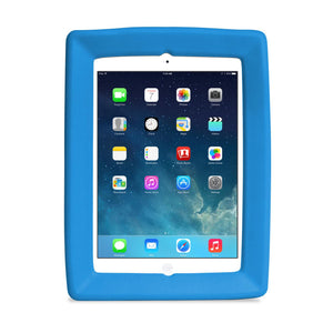 Big Grips Frame Case Blue Bulk for iPad 9.7 2018/iPad 9.7 2017/iPad Air 2/Air