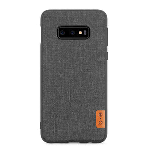 Blu Element Chic Collection Case Dark Gray for Samsung Galaxy S10e