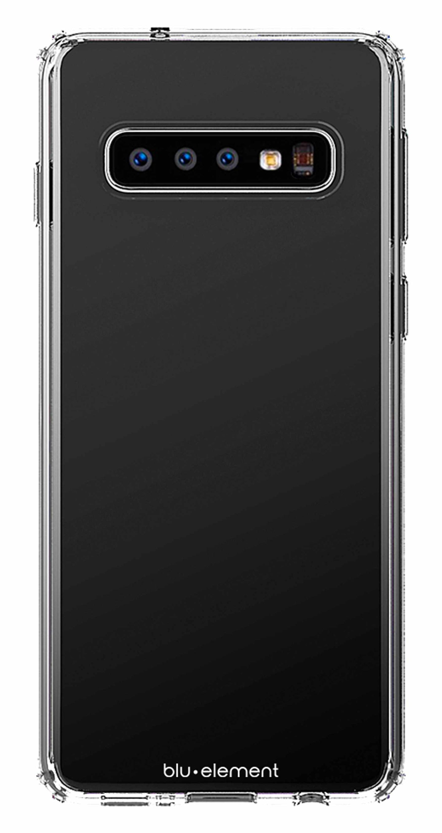 Blu Element Clear Shield Case Clear for Samsung Galaxy S10