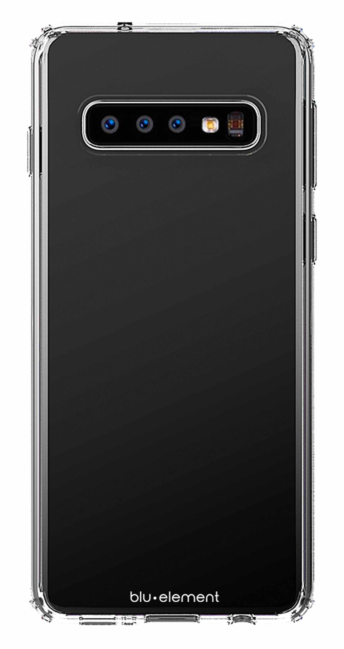 Blu Element Clear Shield Case Clear for Samsung Galaxy S10+