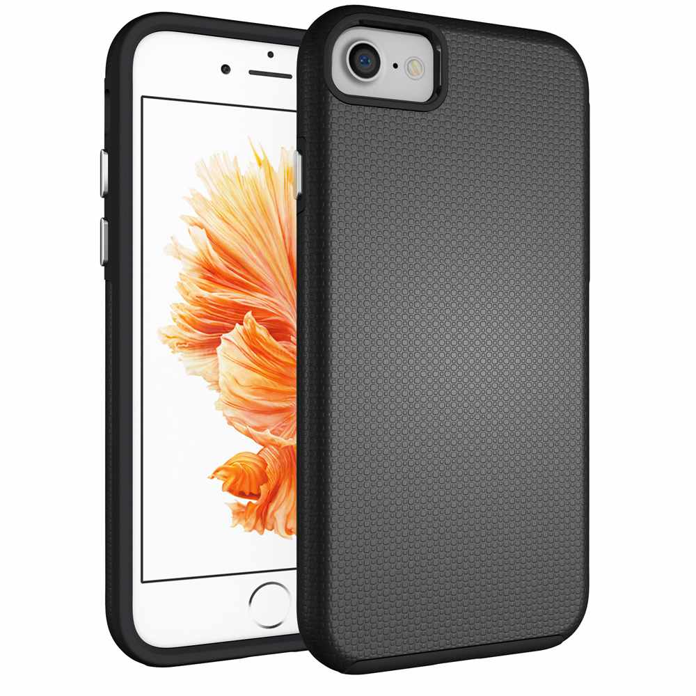 Blu Element Armour 2X Case Black for iPhone 8/7