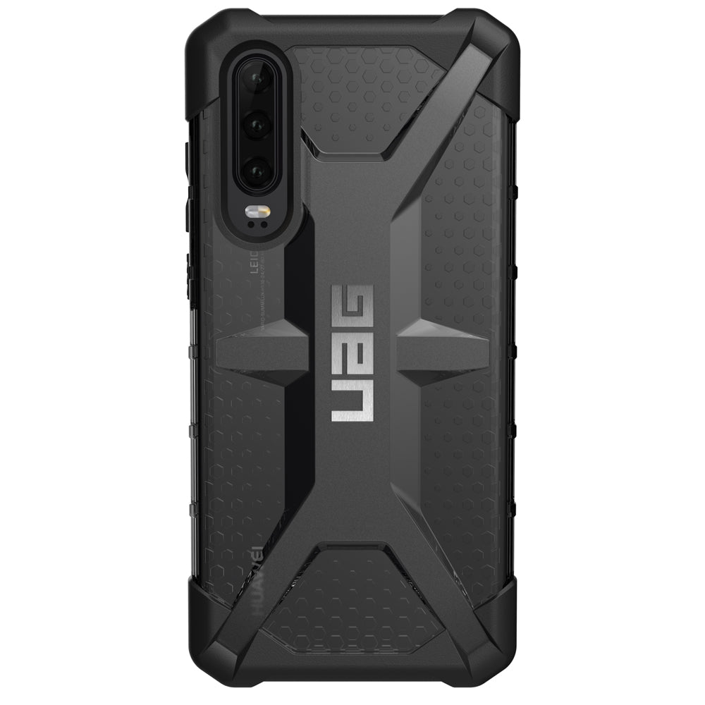 UAG Plasma Rugged Case Ash Clear for Huawei P30