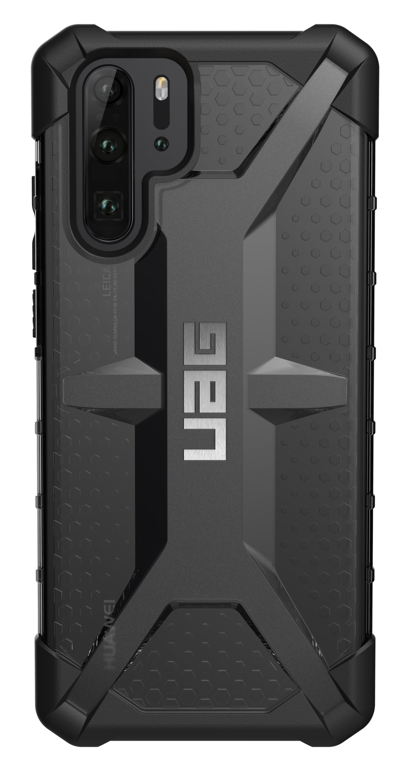 UAG Plasma Rugged Case Ash Clear for Huawei P30 Pro