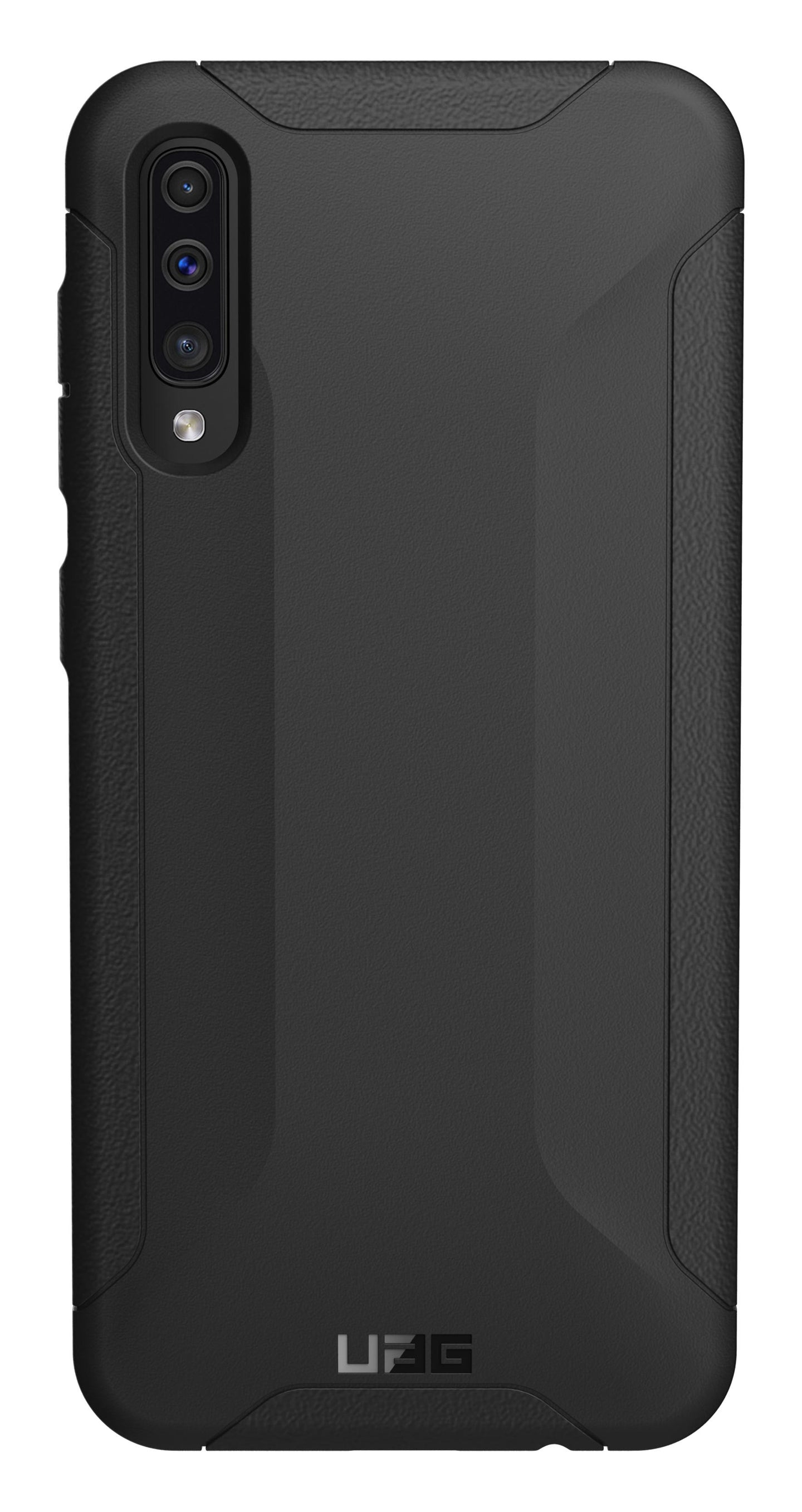Native Union Clic Canvas Fabric Case Black for iPhone XS Max
