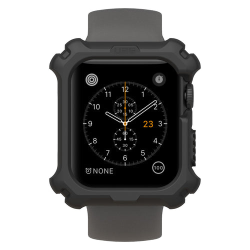 UAG Bumper Case Black for Apple Watch Series 4 44mm (Cases)