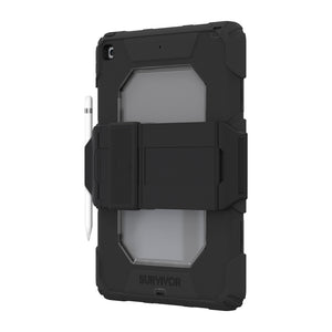 Griffin Survivor All-Terrain Rugged Case Black for iPad (Cases)