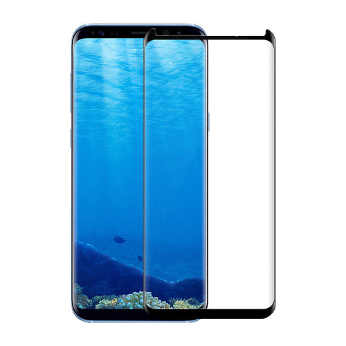 Blu Element 3D Curved Glass Screen Protector BULK for Samsung Galaxy S8+