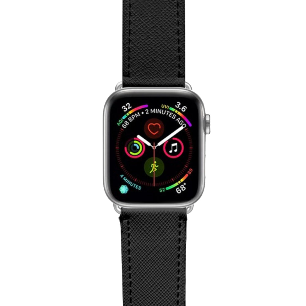 Casetify Magnetic Band Black for Apple Watch 40/38mm (Wearables)