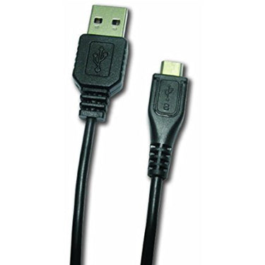 Symtek Charge & Sync Cable Micro USB 10ft Black