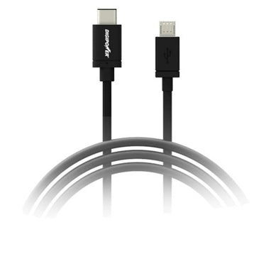 Digipower Charge & Sync Cable USB-C to Micro-USB 15W 6ft