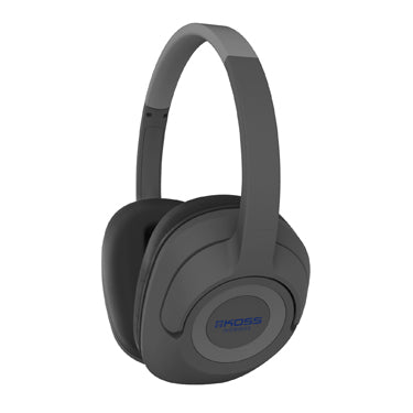 Koss Headphone Bluetooth BT539iK D-Shape Over Ear Grey