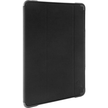 STM Dux Case iPad 9.7 2017/18 Black