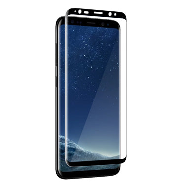 Nitro Galaxy S8 Tempered Glass Curved Black